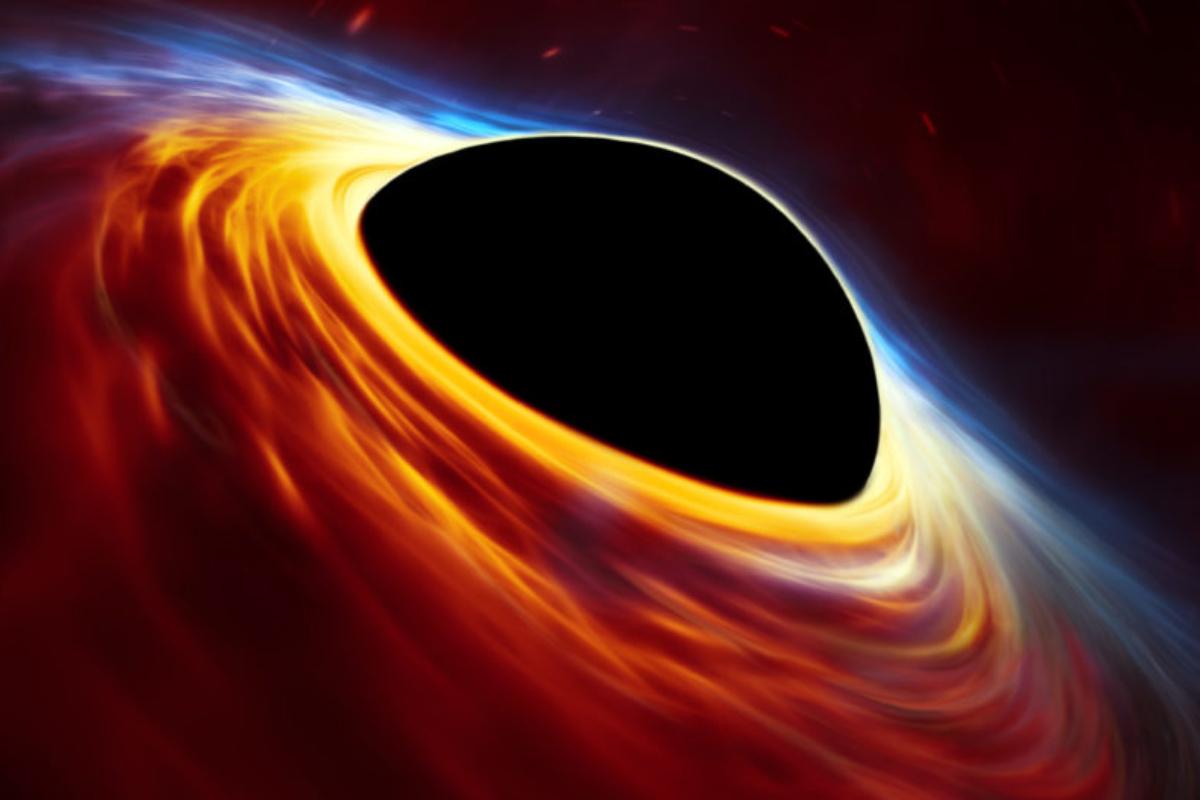 Científicos descubren colapso de agujero negro supermasivo