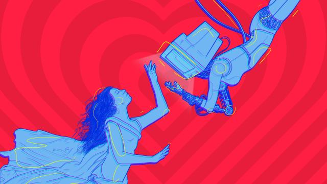 Inteligencia Artificial Amor Relaciones personales