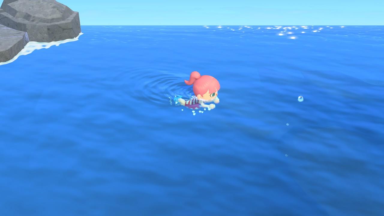 Animal Crossing, Actualización De Verano, Robo