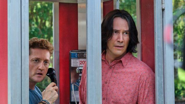 Bill & Ted 3 estrena trailer y anuncia su estreno On Demand