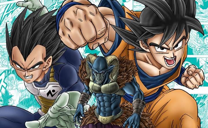 Goku ve su muerte en el capítulo 62 de Dragon Ball Super
