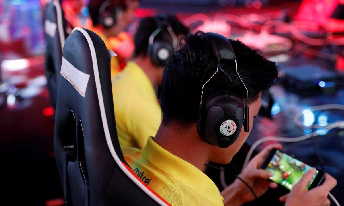 eSports Trabajo China