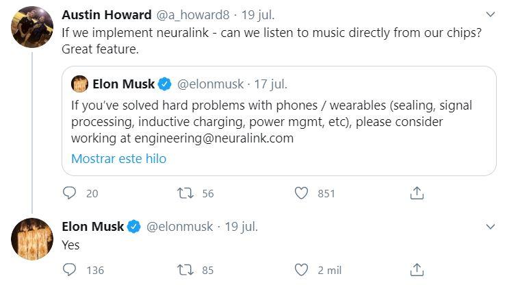 Elon Musk, Neuralink, Chip Neuralink