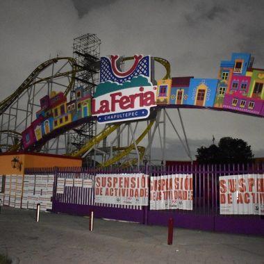 Feria De Chapultepec Accidente, Feria De Chapultepec Abandonada, Feria De Chapultepec