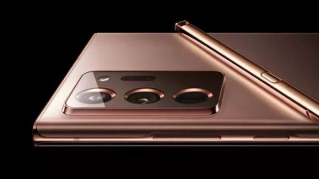 Filtran Imágenes Samsung Galaxy Note 20
