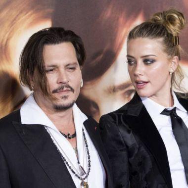 Johnny Depp confiesa que Amber Heard defecó en su cama