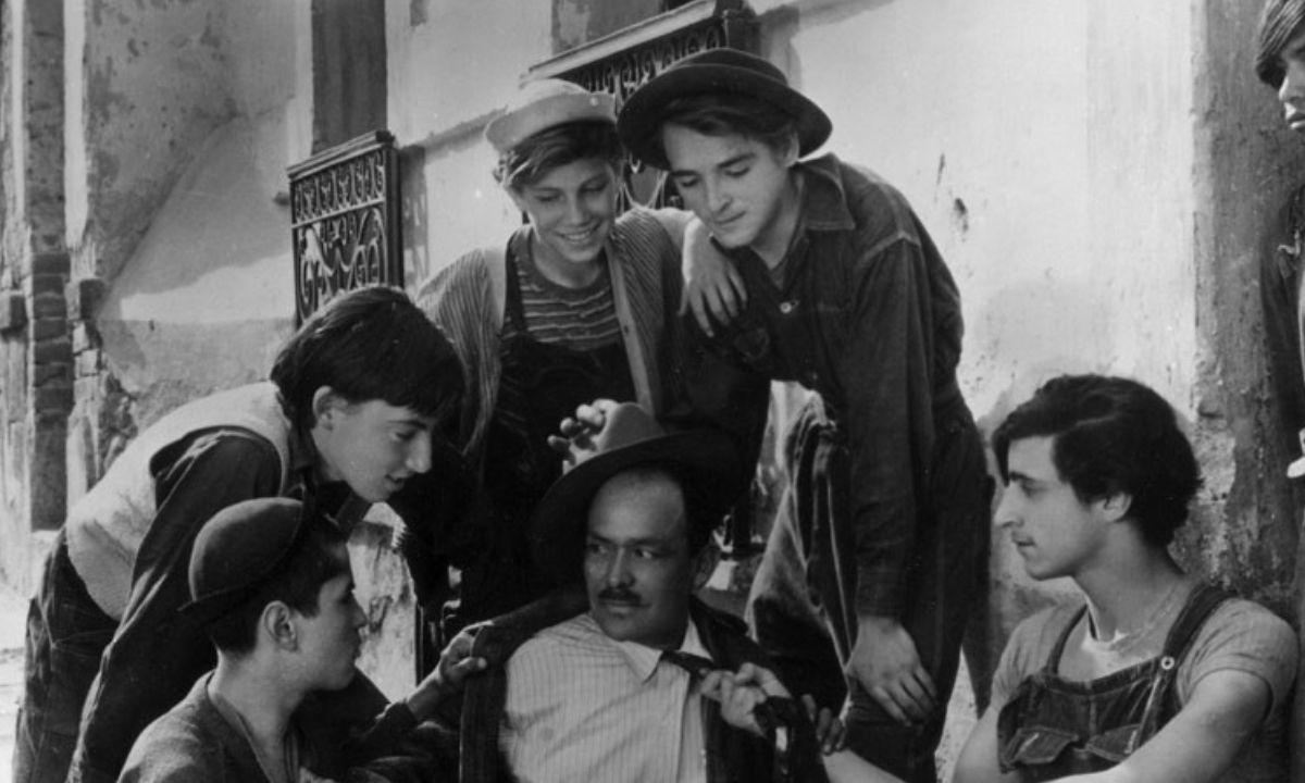 Filmoteca UNAM transmite gratis Los Olvidados de Luis Buñuel