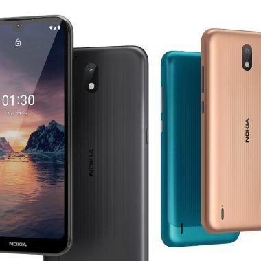 Llega a México el Nokia 1.3: característica y precio