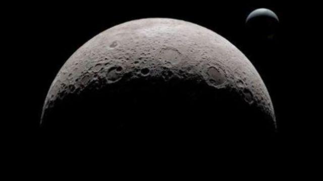 China de información de rara sustancia gelatinosa en la Luna