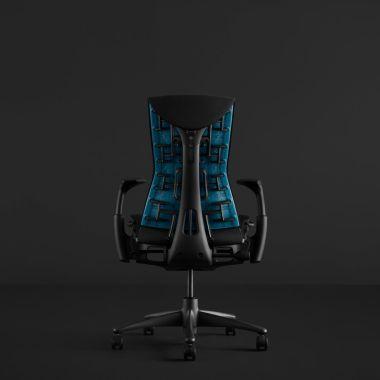 Logitech y Herman Miller lanzan silla gamer ergonomica