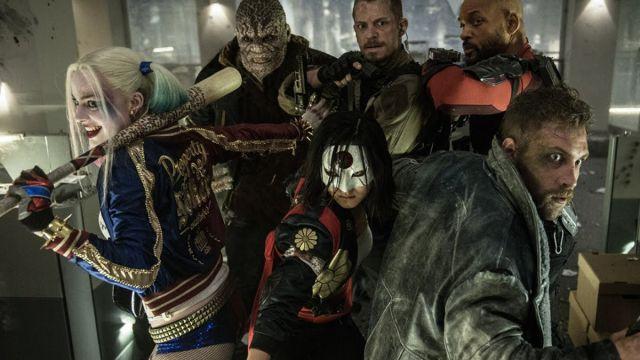 Revelan escena eliminada del Joker contra el Suicide Squad
