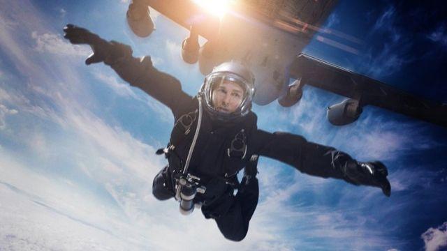 Universal podría producir película de Tom Cruise en espacio