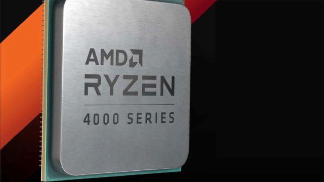 AMD Ryzen 4000 México