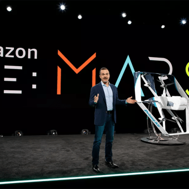 Amazon Drones repartidores