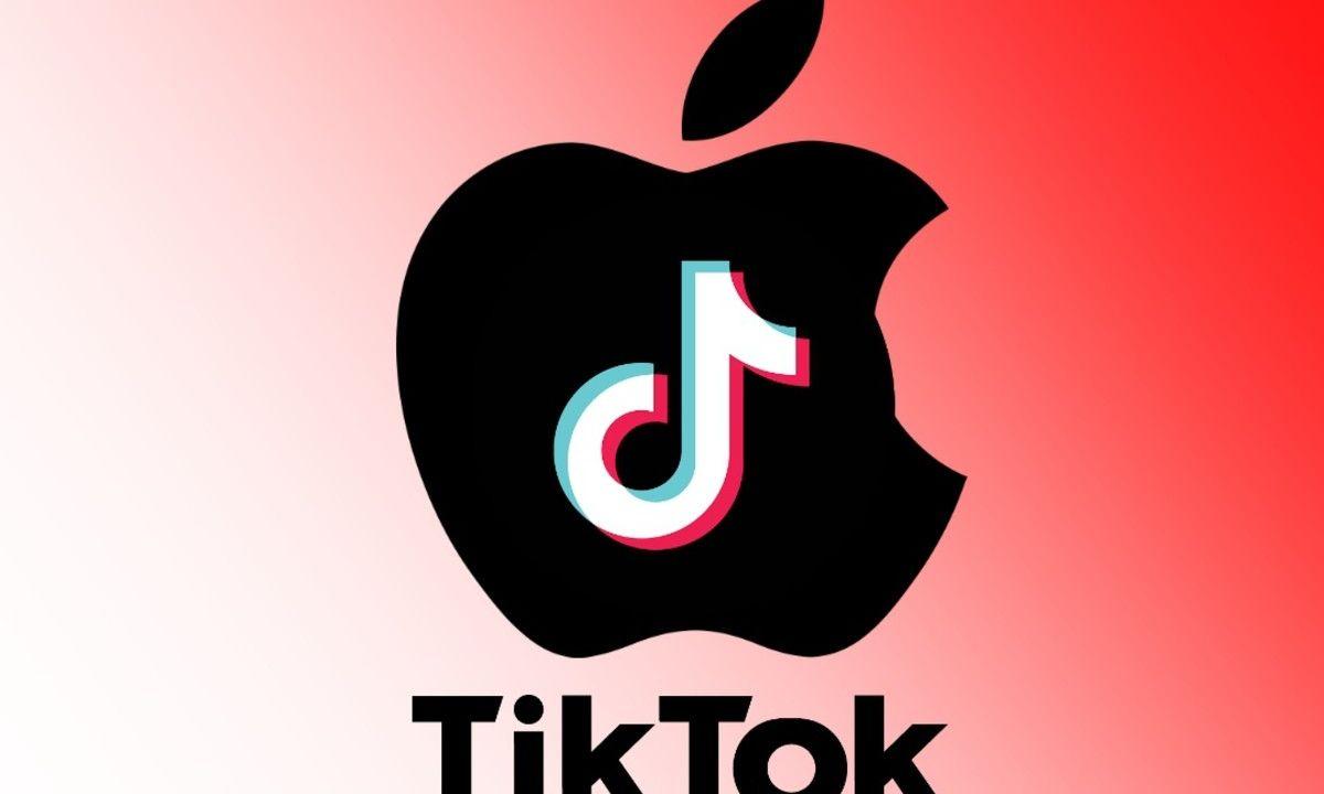 Apple TikTok Estados Unidos
