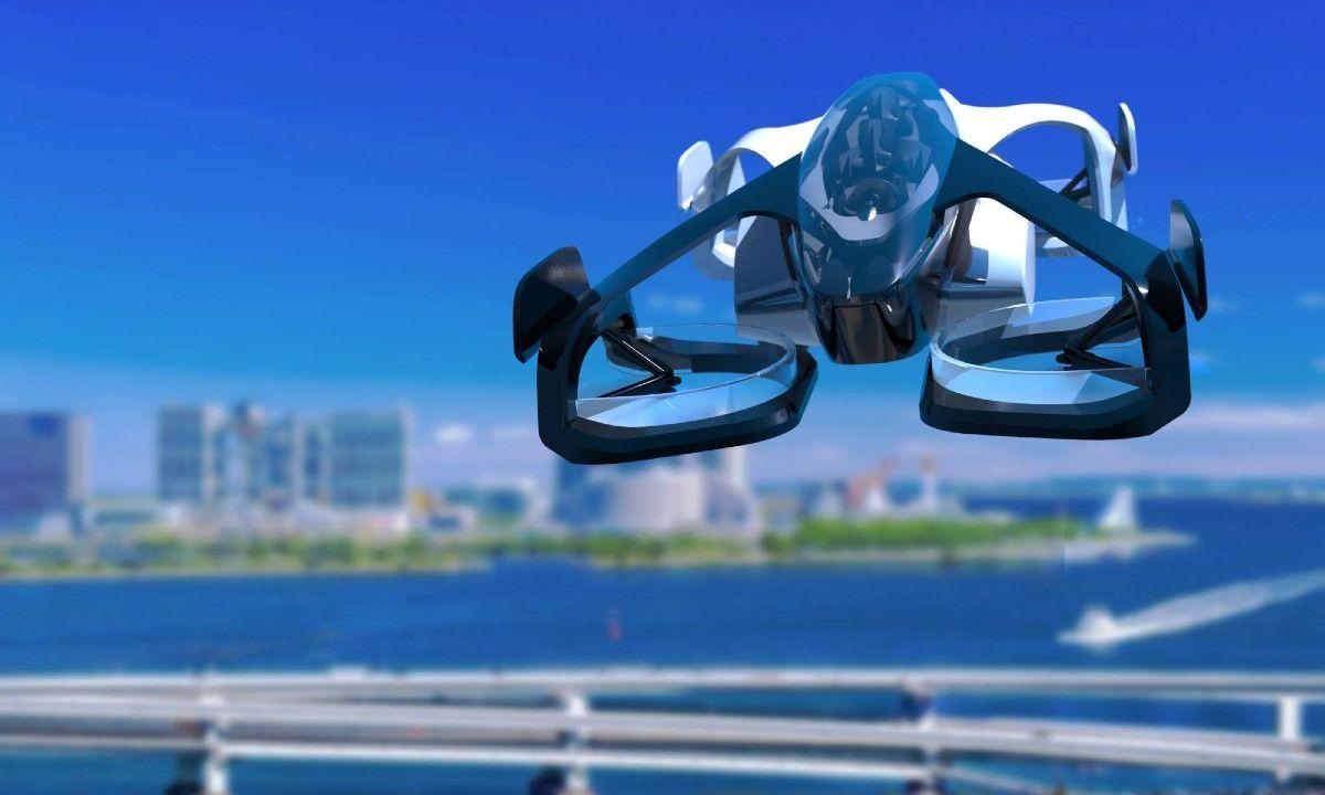 Autos Voladores Carros Voladores Japón