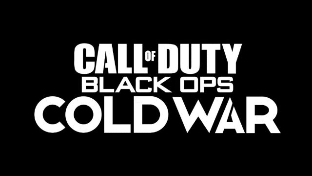 Call of Duty Black Ops Cold War PS5 Xbox Series X PS4 Xbox One