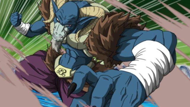 Dragon Ball Super Moro Anime