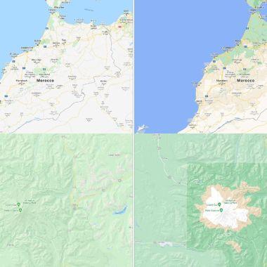 Google Maps Actualización 2020