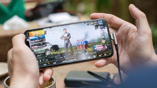 México Smartphone Gamers