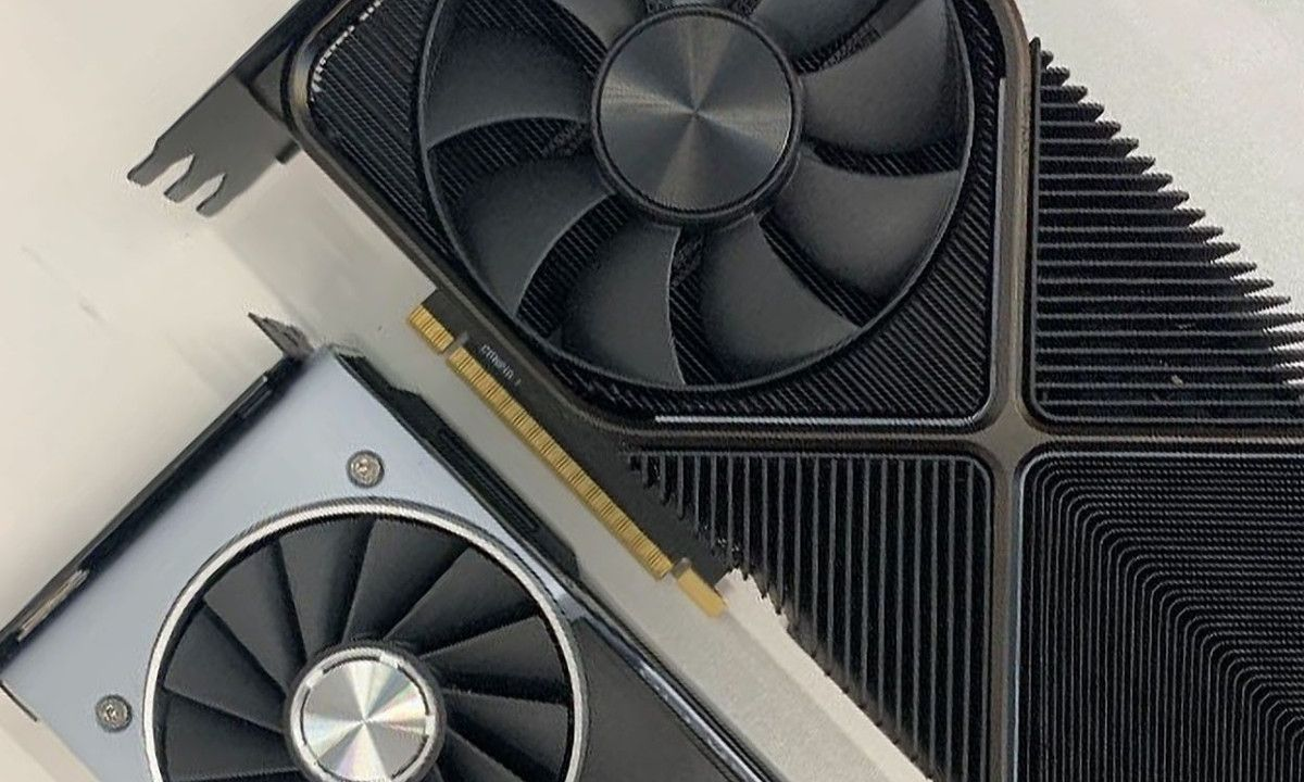 Nvidia RTX 3090 3080