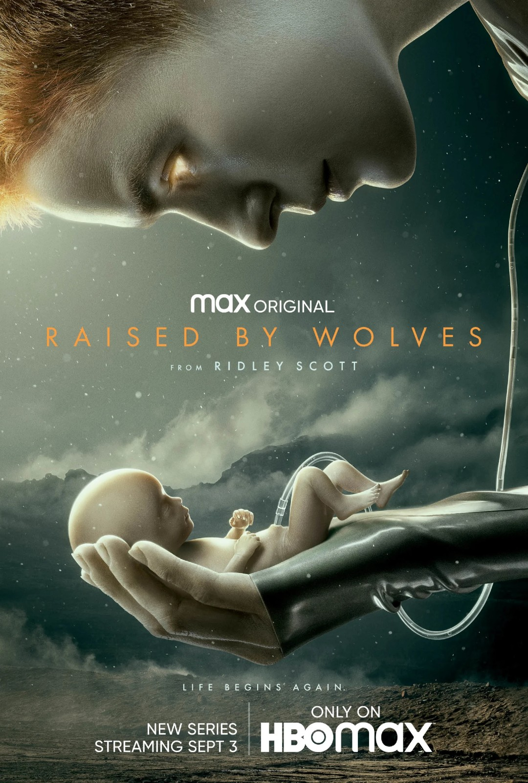 Raised By Wolves Ridley Scott HBO Max