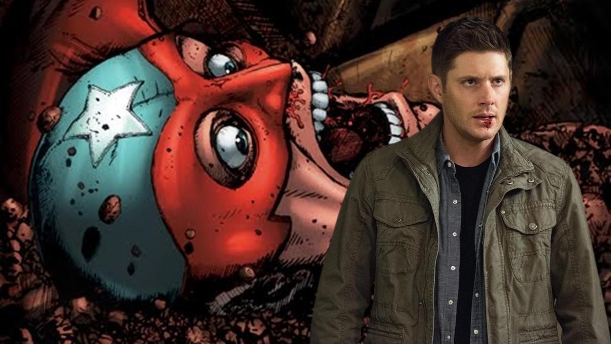 Soldier Boy Jensen Ackles Tercera Temporada The Boys