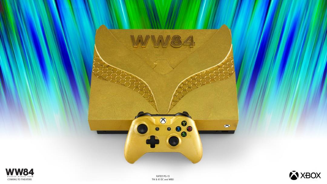 Xbox One Wonder Woman 1984