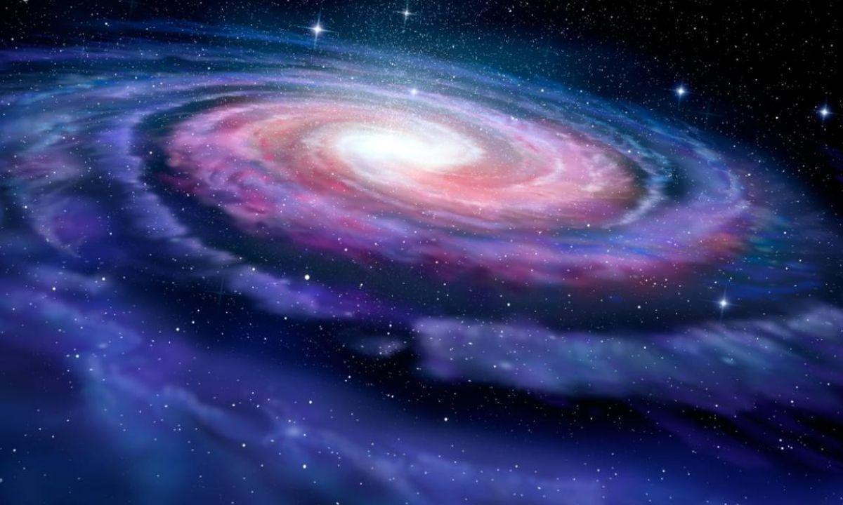 Científicos descubren galaxia joven parecida a la Vía Láctea