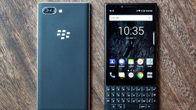 Blackberry regresará con smartphones de gama alta en 2021