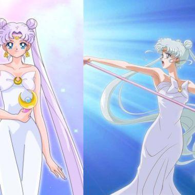 Cosplay: recrean perfectamente a la Reina Serenity de Sailor Moon