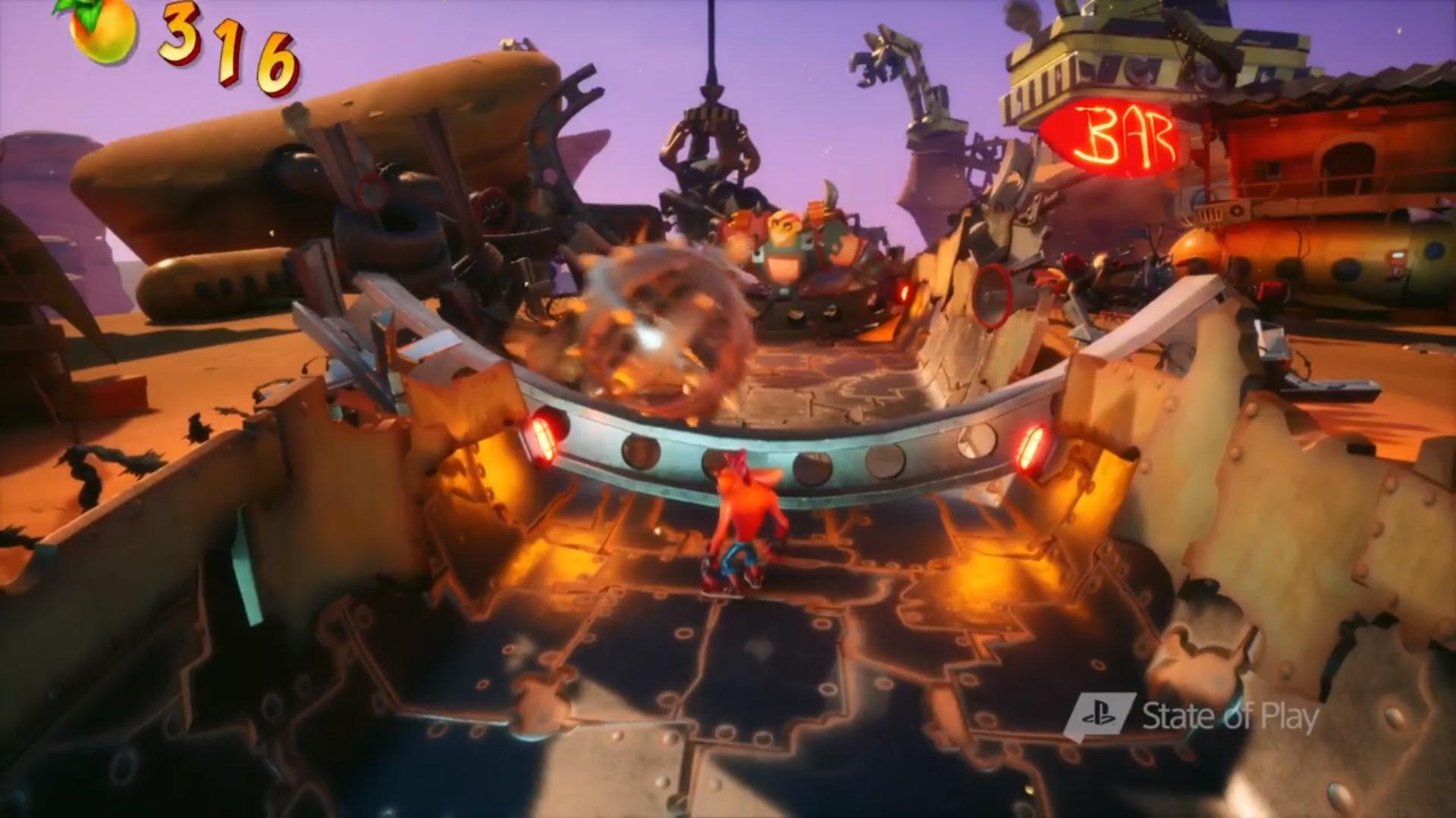 Juegos anunciados y gameplays del State Of Play de 2020