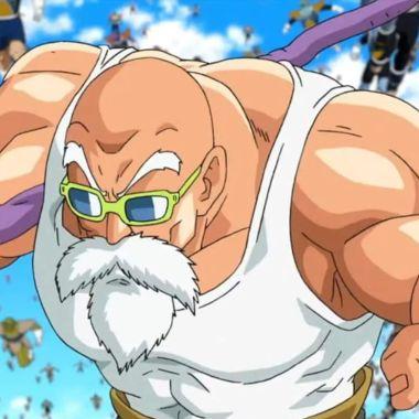 Dragon Ball FighterZ: personaje Maestro Roshi llega al DLC 3