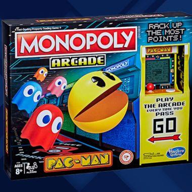 Monopoly celebra 85 años con edición especial de PacMan