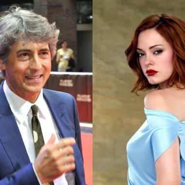 Rose McGowan acusa director Alexander Payne de abuso sexual