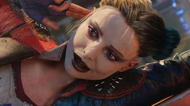 Harley Quinn en Kill the Justice League