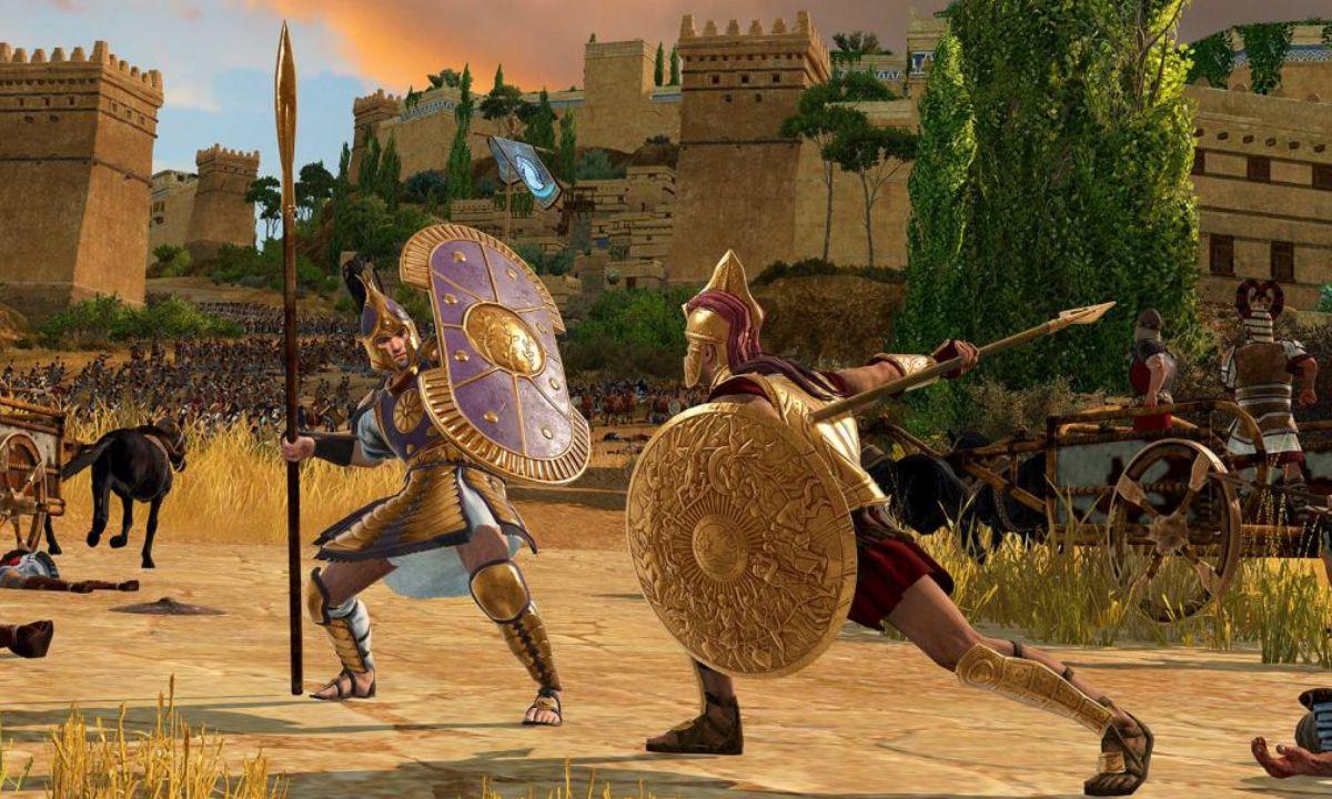 Total War Saga; Troy, descarga gratis 24 horas en Epic Games