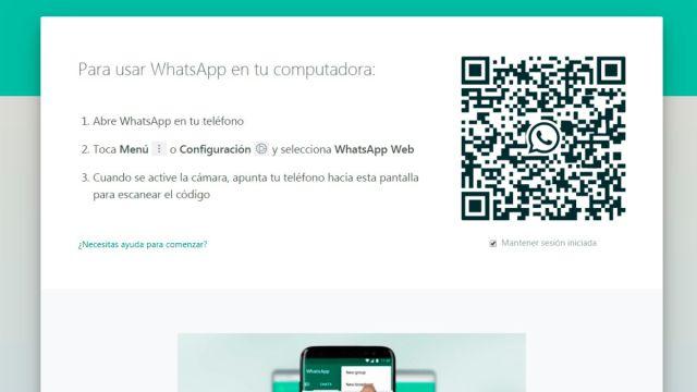 Cómo usar WhatsApp Web ventajas y desventajas en computadora
