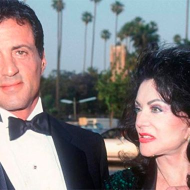 Fallece Jackie Stallone, madre de Sylvester Stallone