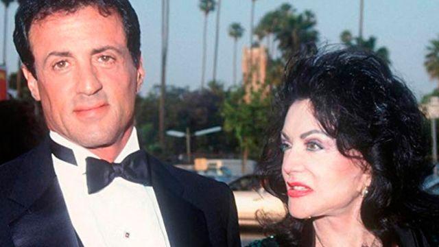 Fallece Jackie Stallone, madre de Sylvester Stallone