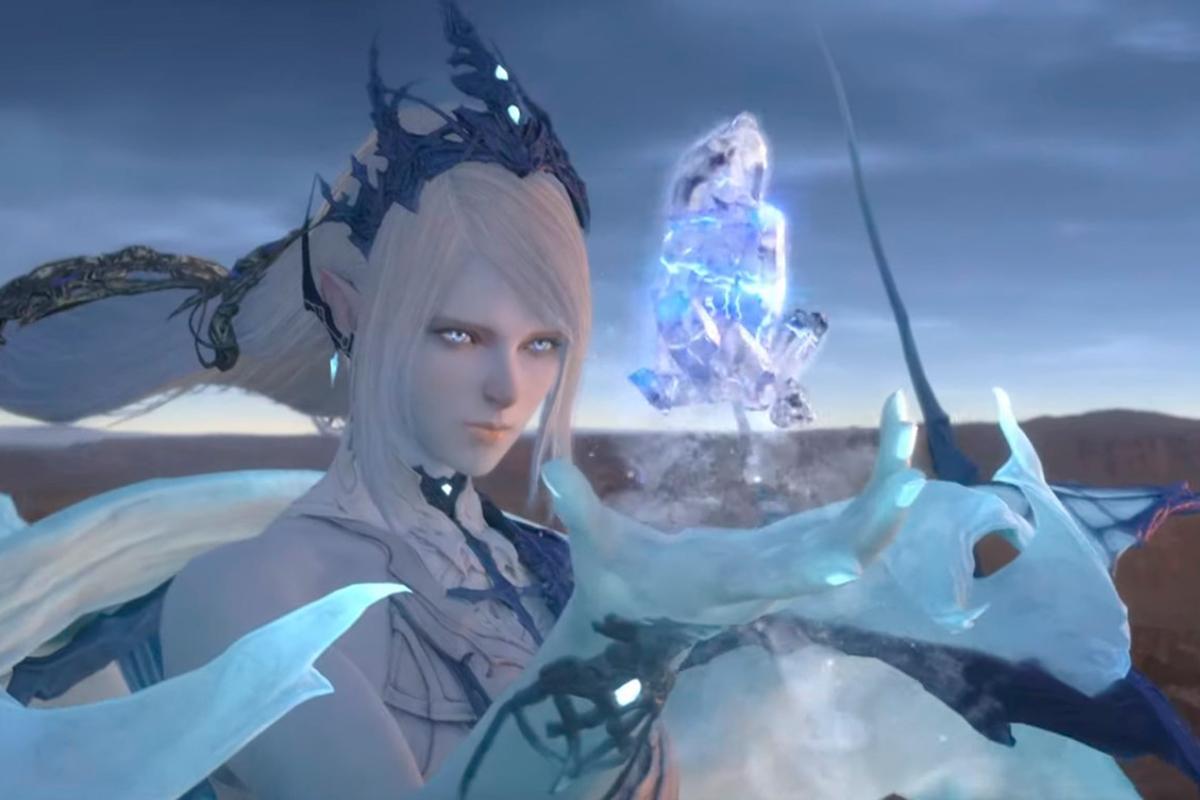 tráiler Final Fantasy XVI para PS5