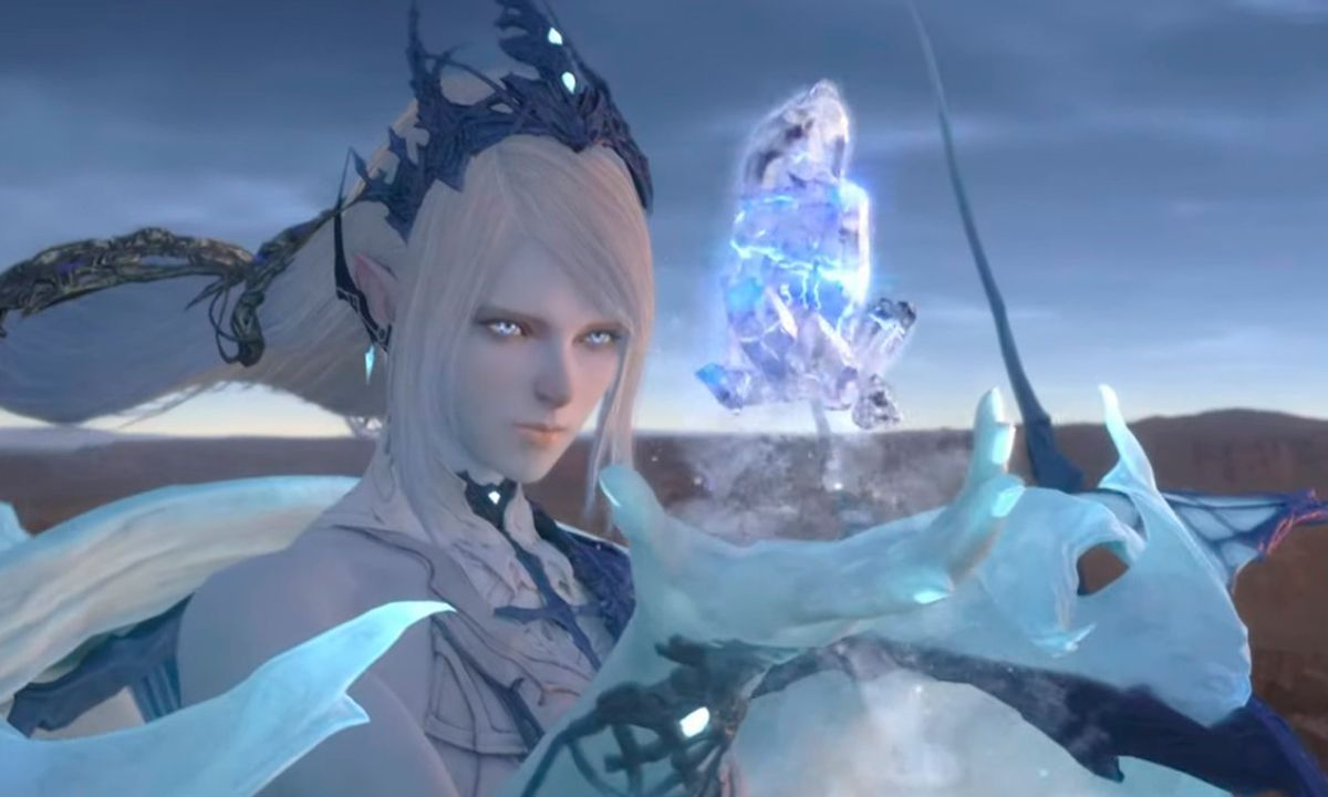 tráiler Final Fantasy XVI para PS5