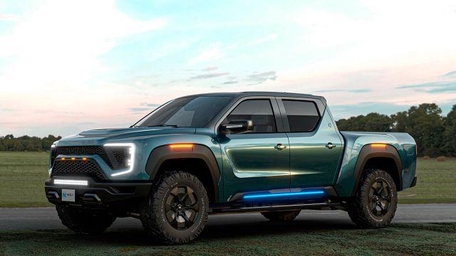 General Motors Nikola alianza