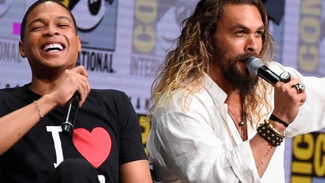 Jason Mamoa apoya a Ray Fisher