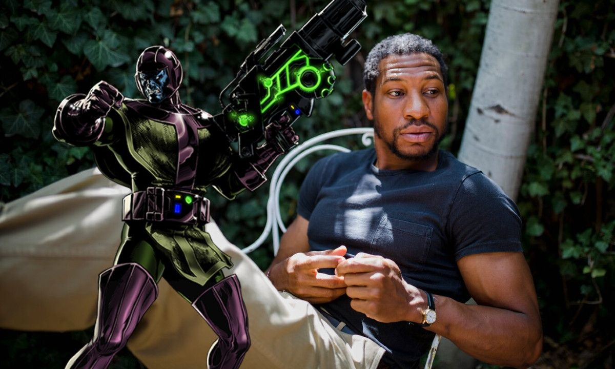 Jonathan Major Ant-Man 3 MCU