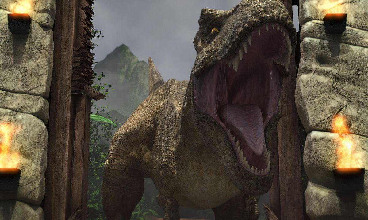 Jurassic World Campamento Cretácico Netflix