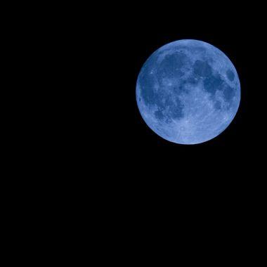 Luna Azul Halloween