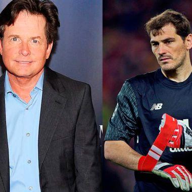 Michael-J.-Fox-e-Iker-Casillas-en-México