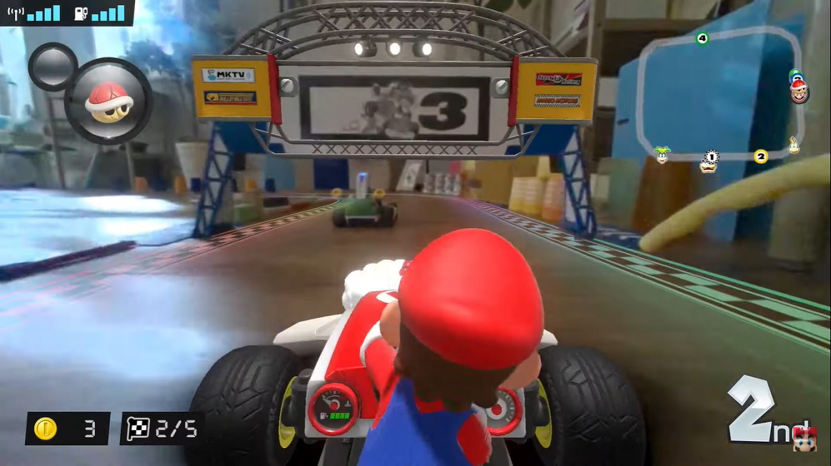 Nuevo Juego Mario Kart Nintendo