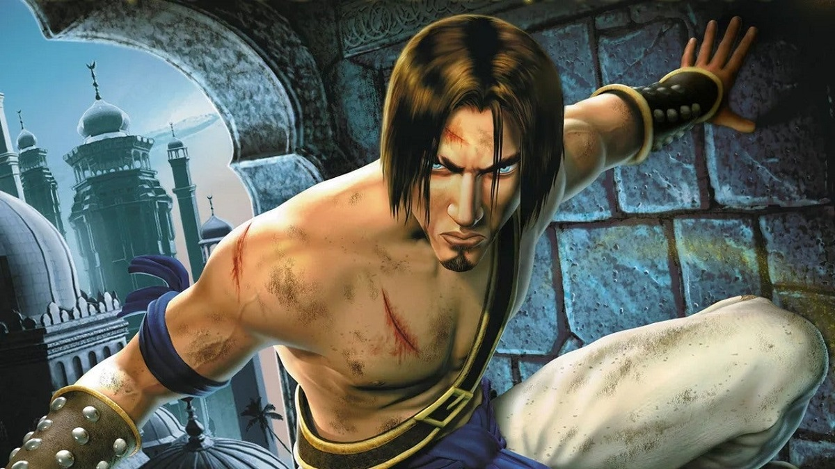 Remake Prince of Persia The Sands of Time